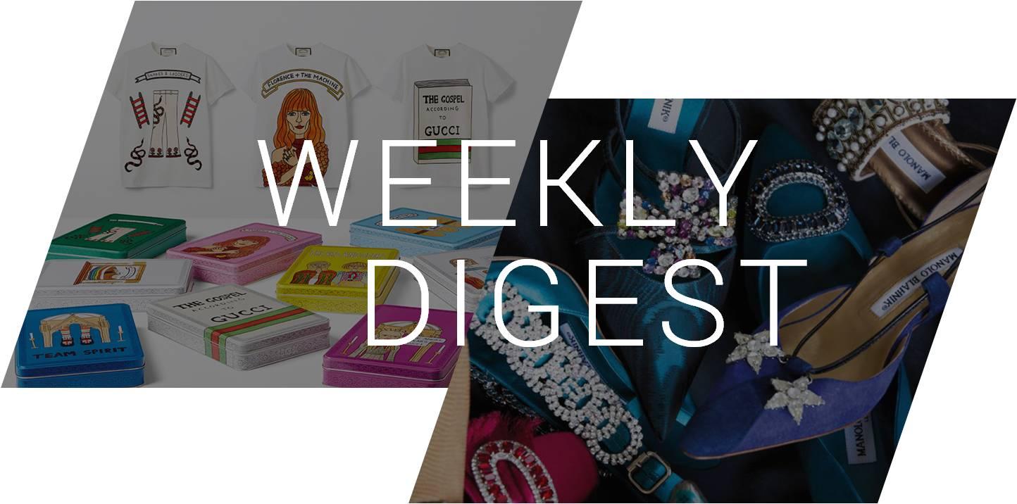 Weekly Diggest | #8