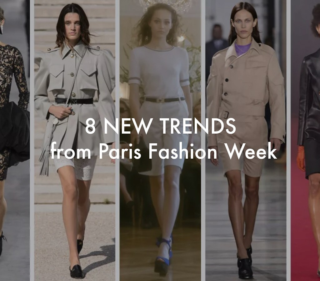 8 NEW TRENDS