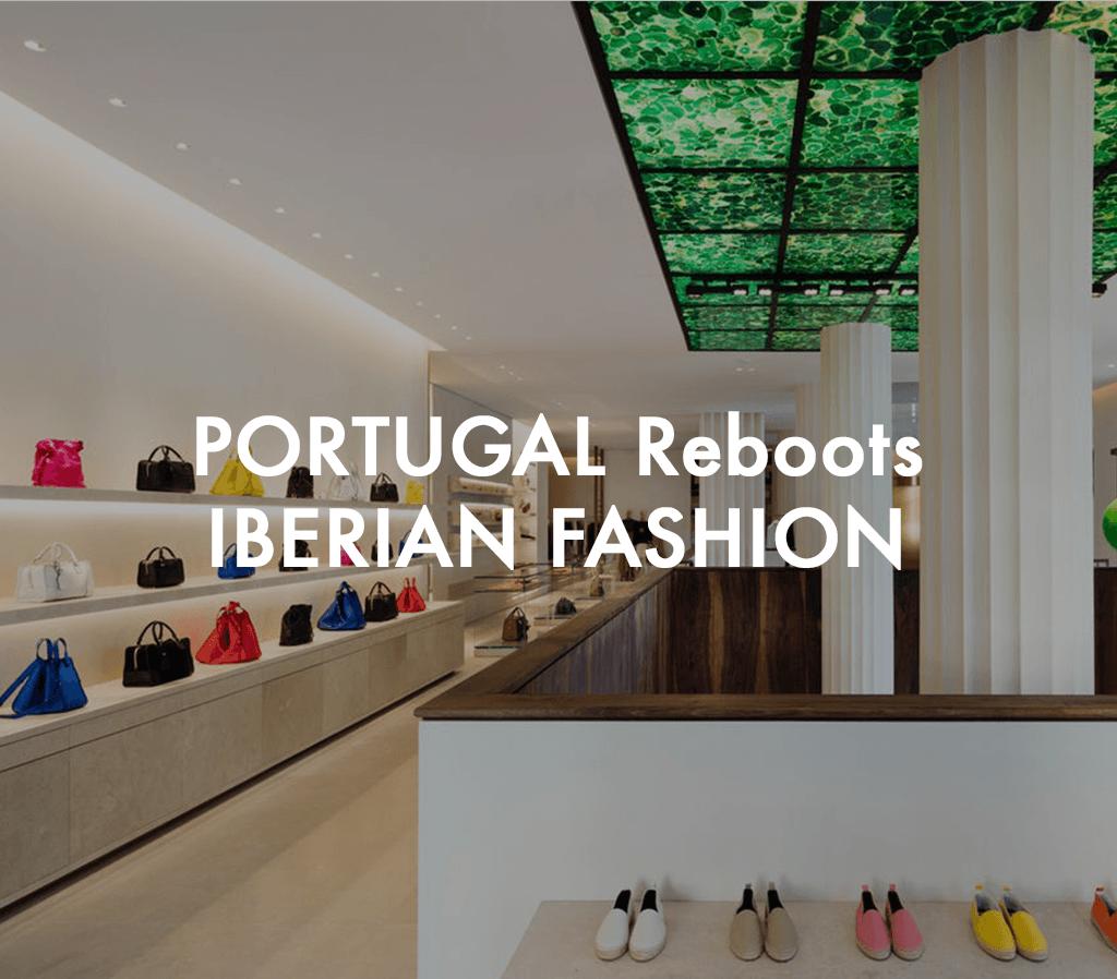 Portugal reboots fashion