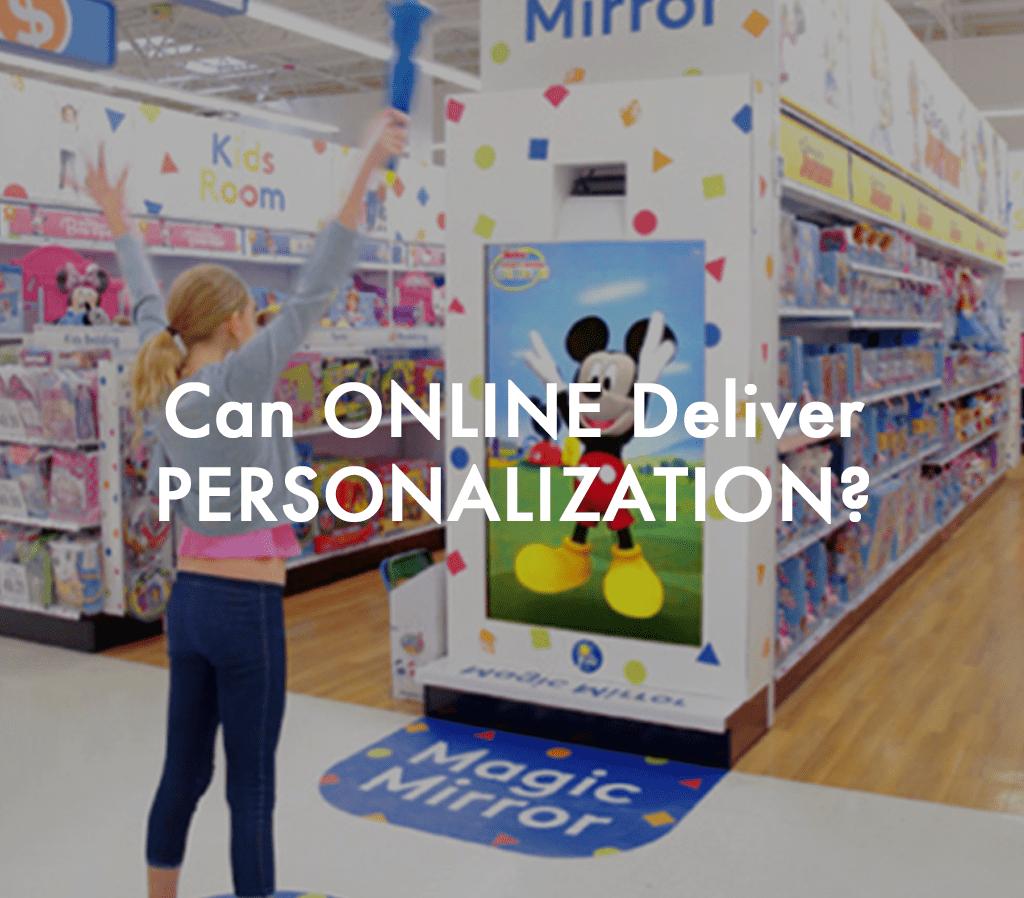 Online Personalization