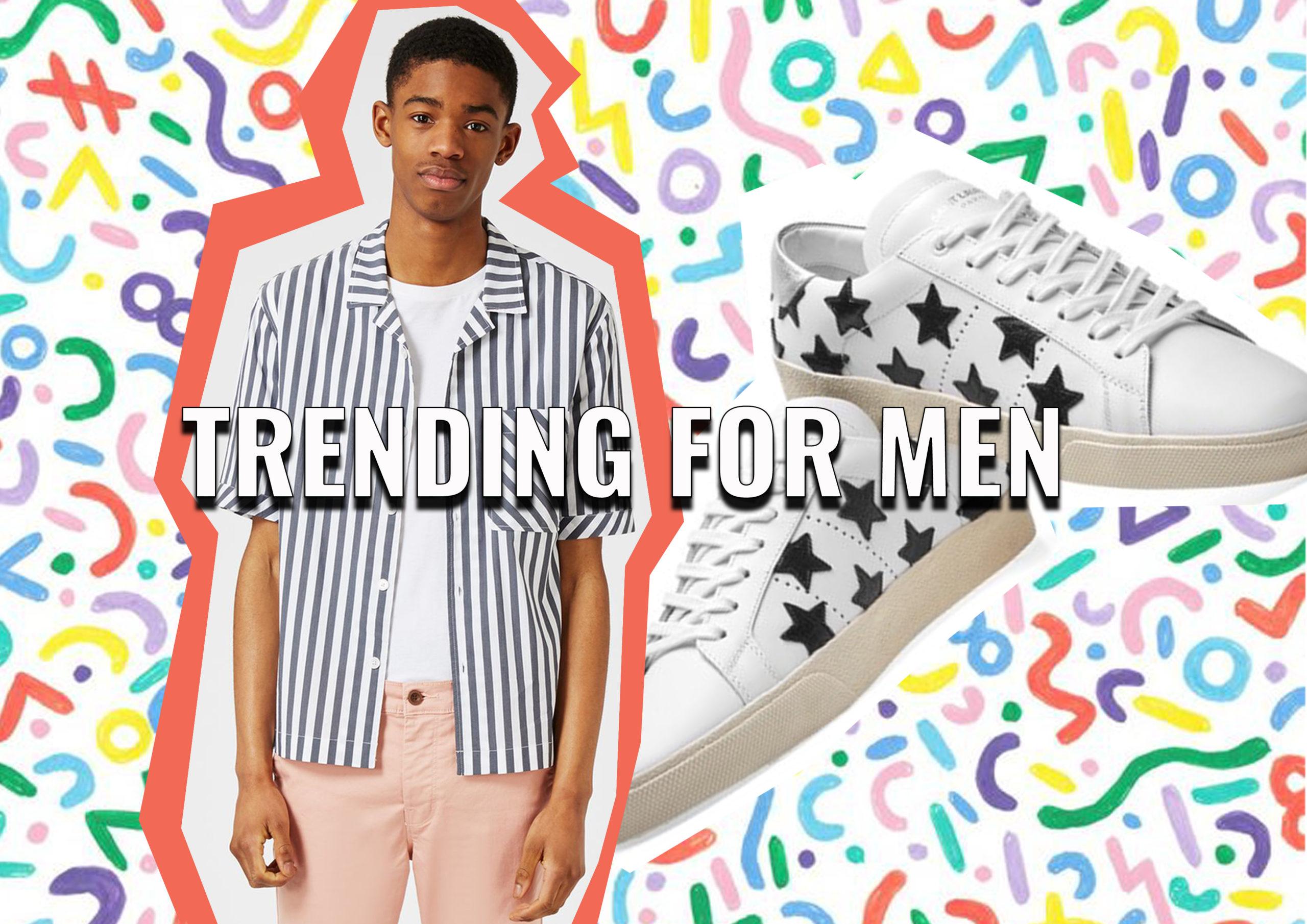 Men Trends SS17