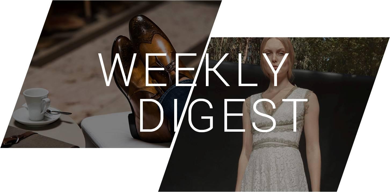 Weekly digest