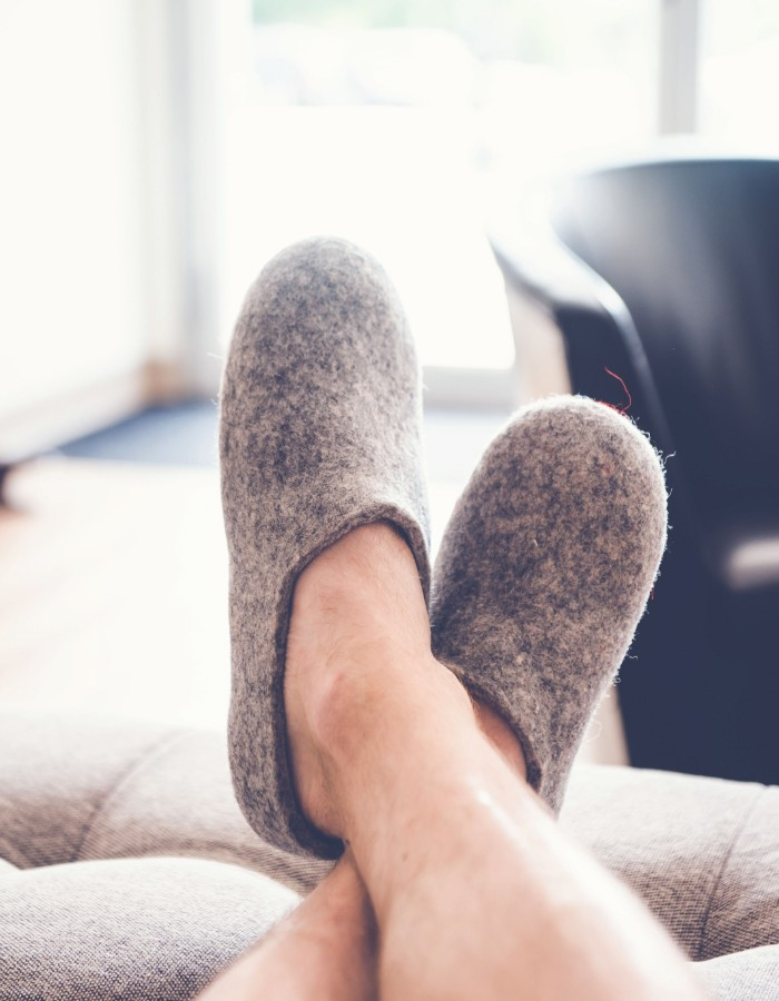 Our Top Selection To Stay In Wearing Sustainable Slippers. Slippers from Baabuk.